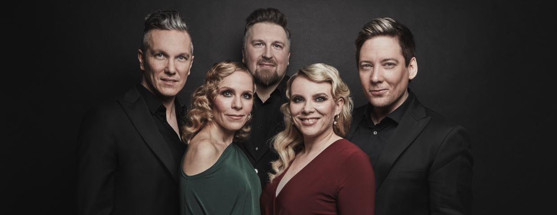 Pyynikki-ilmiön esiintyjä Club for Five