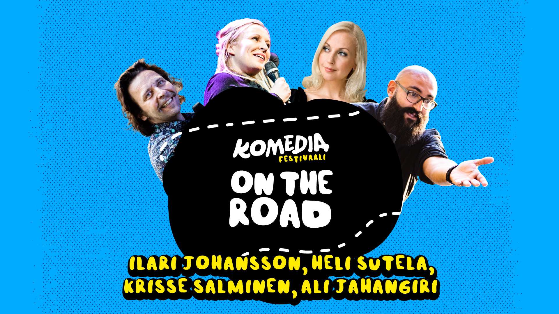 Komediafestivaali On The Road